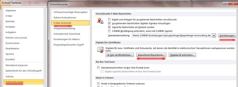 OutlookSicherheitsEinstellungen
